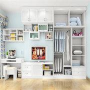 海南衣櫃定制——(獨家家具)衣櫃尺寸標準長寬高 定制衣櫃尺寸怎麽算平方