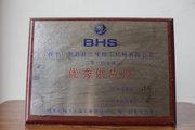 BHS优秀供应商