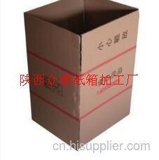 陕西纸箱加工厂家