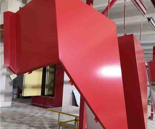 造型鋁單板工程