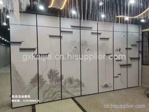 柳州酒店活动屏风
