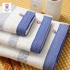日本進口今治浴巾三件套夏季薄款女純棉成人洗澡家用柔軟吸水毛巾
