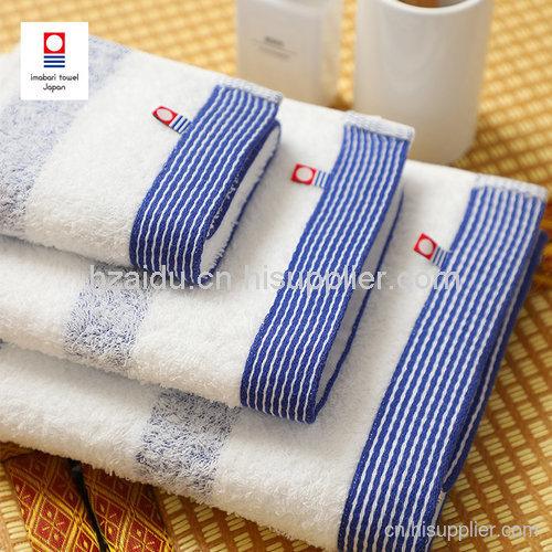 日本进口今治浴巾三件套夏季薄款女纯棉成人洗澡家用柔软吸水毛巾