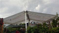 柳州雨篷销售厂家