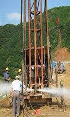 海南三重管高压旋喷桩机
