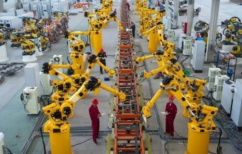 碼垛機器人的主要用途