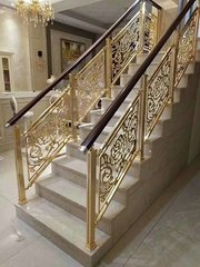 貴陽鐵藝樓梯