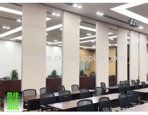 广西会议室活动隔断厂家