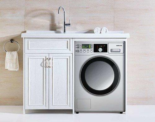 湖南全铝洗衣机柜定制