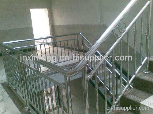 济南护栏加工安装
