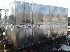 济南不锈钢水箱加工