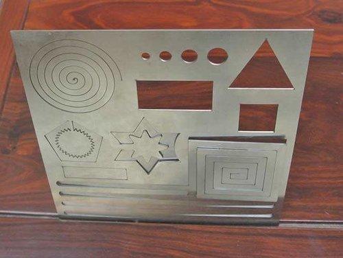 济南激光切割板材制作