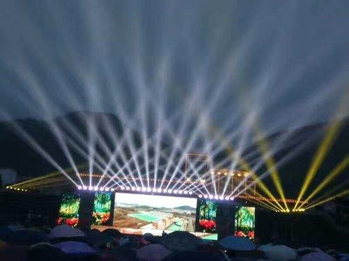 舞台灯光音响设备