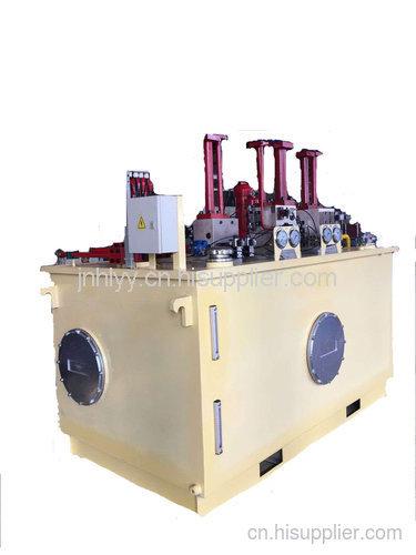 亿辰液压冶金机械用液压站