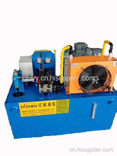 木工機械液壓系統
