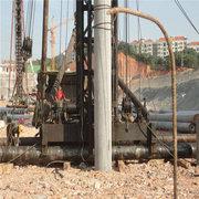 海南基础工程关于液压锤桩机施工的优缺点