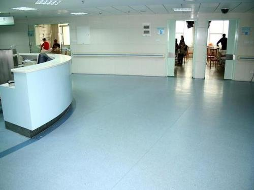 PVC運動地板