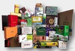 电商包装箱设计生产