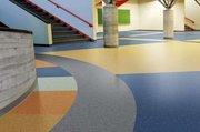 幼兒園塑膠地板廣泛應用