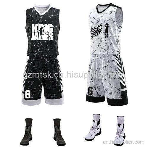 贵阳男生篮球服制作