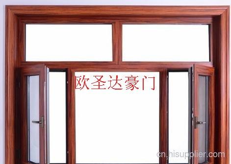 钛镁合金断桥门窗