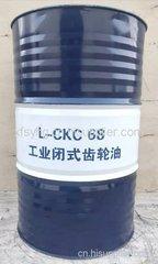 昆侖L-CKC68中負荷工業閉式齒輪油
