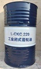 昆侖L-CKC 220工業閉式齒輪油