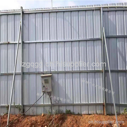 柳州工地围栏