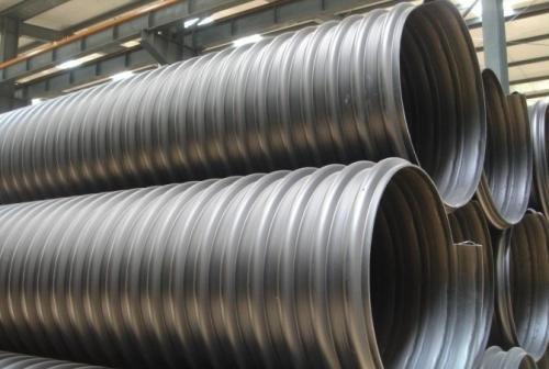 广西HDPE钢带螺旋波纹管厂家