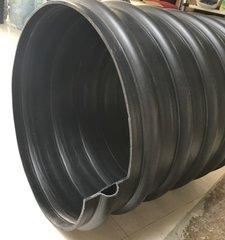 广西HDPE钢带螺旋波纹管