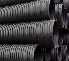 千赢app手机下载安装HDPE塑钢缠绕管厂家