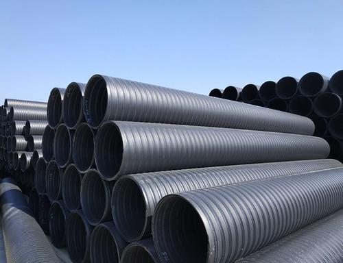 千赢app手机下载安装HDPE塑钢缠绕管厂