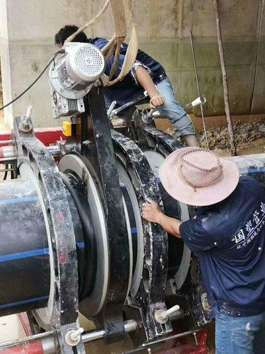广西绿城水务管道安装工程