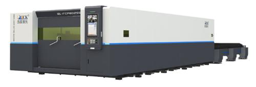 公司新采購一臺超高功率光纖激光切割機