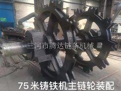 鑄鐵機鏈輪