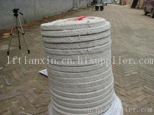 陶瓷纤维方编绳