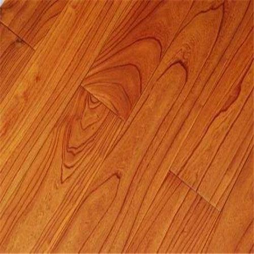 各種實木地板材質分析 看看你家適合哪種